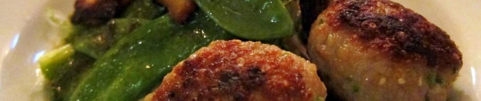 קציצות בשר לבן, מסעדת 44