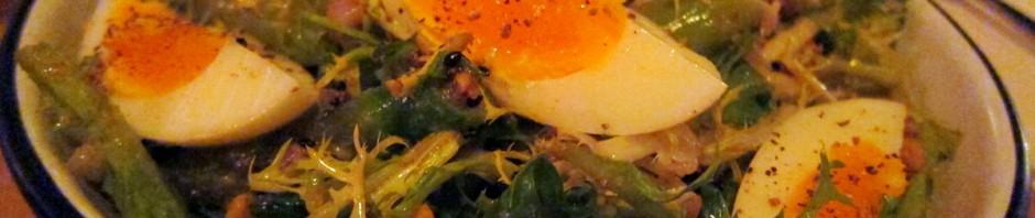 Asparagus Salad, Spuntino