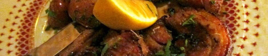 פורקטה, מסעדת סולה