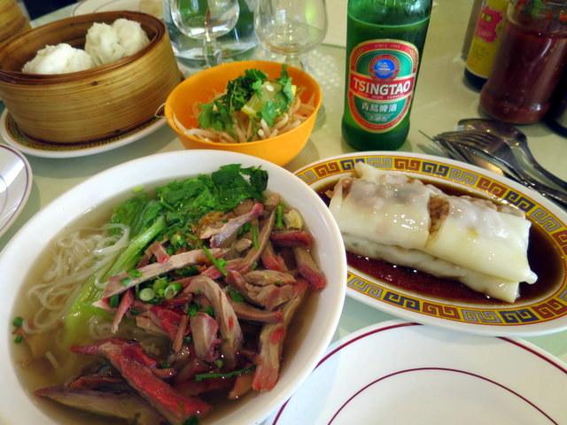 מרק, מאודים, בירה סינית. מי צריך אוכל צרפתי כשיש כאלה מקומות?